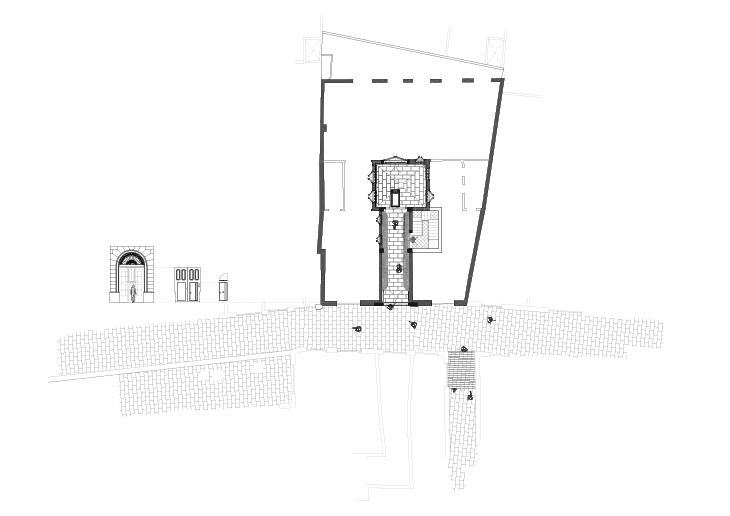 Planta ubicació projecte
